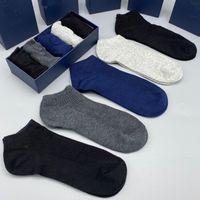 Mens dior Socken Buchstaben stickerei baumwolle boot sock paris stil frühling und sommer kausale zufällige farbe