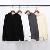 CH CROSIN H / SARTS / CHROME отражающий туман двойной резьбы Essentials Рукав Ruichao бренд стереосиликоновый молния с капюшоном куртка