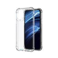 TPU ثلاثة واقية شفافة لينة شاملة للهاتف المحمول القضية واقية من الهواتف المحمولة، ومناسبة ل iPhone12 promax-xsmax / 7