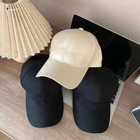Hohe Qualität Marke Baseballkappe Designer Luxus BRIMLESSE CAP Ski Warm Hut Großhandel Qualitätssicherung Paris 2 Farben können 100618 wählen