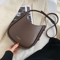 Вечерние сумки SWDF Vintage PU кожаное ведро для женщин 2021 мода Crossbody плеча ручная сумка леди трендовая сумка и кошельки