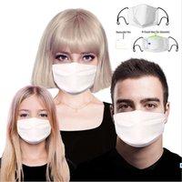 بالنسبة للرجال والنساء PM2. 5 قناع الطباعة ثلاثي الأبعاد واقية من القطن