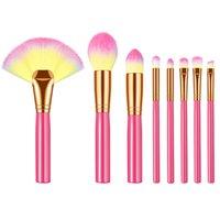 Makeup Brushes Set Foundation Make Up Brushes Eyeshadow Eyebrow Blush Concealer Brushes kit Maquiagem