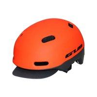 Alta Qualidade Gub Cidade Cidade Bicicleta Urbana Helment Dobrável Capacete Bicicleta BMX PATING CORREINTE CAP CAP CELMETS INTEGRADOS P0824