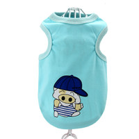 Dog summer vest Teddy puppy pet cat clothing8CVS{category}
