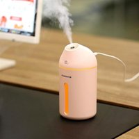 Humidifiers Mini Humidifier 320ml USB Air Portable For Car Home Travel