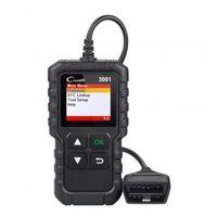 Full OBD2 Scanner Obdii Motore Code Reader Auto Diagnostica Aumento diagnostico multilingue Aggiornamento gratuito PK CR319 AD310 ELM327 Lancio X431 CR3001