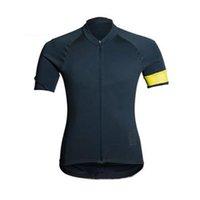Ropa Ciclismo Rapha Pro Team Men's Cycling Jersey Road Bicycle Shirts Verano Mangas cortas Racing Tops Transpirable Al aire libre Uniforme S21040510