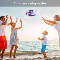 Party Fly nova Flying Toys Spinner 360° Rotary USB Charging Flyings Disc Hand Operated Drone with Shining Kids Gifts LED Lights