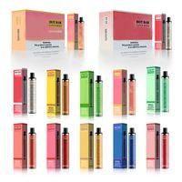 3000Puffs autênticos e-cigarros hotbar super mega caneta de vape descartável 1350mAh dispositivo de bateria vs sopro xxl ar de ar max randm estilo doce