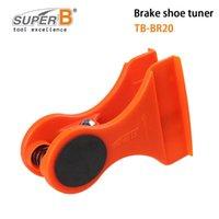Tools Taiwan Super B TB-BR20 Cycling Brake Shoe Tuner Bike V Alignment Adjustment Placement Tool MTB Repair
