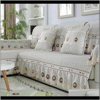Стул челковки в разрезе для гостиной кушетка крышка лжи кресло для кресло покрывает угловой диван Capa de Textile Tmbnz VBNKQ