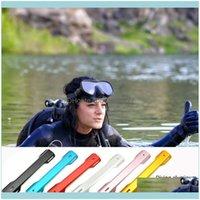 Бассейн плавательный водой Outdoarspool Aessories Однократный адаптер для резервуара Подводное плавание Смесное снаряжение Сверхлегкое алюминиевое сплав универсальный