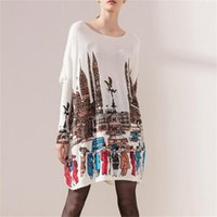 Clothing Casual O Neck Women Sweater Batwing Sleeve Knitted Girl Fashion Big Yards Pullover