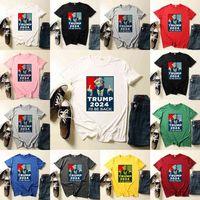 Summer Plus Size T shirt XS-4XL Designers Tshirt Tiktok TRUMP 2024 I WILL BE BACK Letter Print T shirts Sports Tee Sweat Tops US President Donald Trump Photo G503IKY