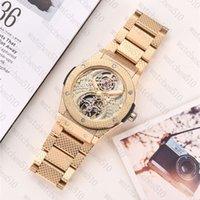 Mens Luxury watch 45mm automatic mechanical watches fashion steel belt waterproof luminous business stainless steels men wristwatch watches510