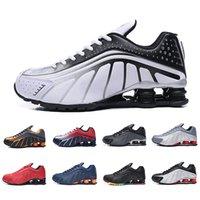 Shox 301 доставляет мужские кроссовки Muticolor мода черный красный золотой синий белый oz nz athletic открытый мужские тренеры спортивные кроссовки 40-46
