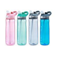 زجاجات المياه 4 ألوان الأمريكية btif الذكور والإناث الرياضية الكبار سعة كبيرة اللياقة في الهواء الطلق التخييم غلاية المحمولة
