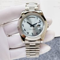 Mens Watches Automatic Mechanical Watch Lady Wristwatch 40MM Stainless Steel Montre de Luxe High Quality Free Transportation