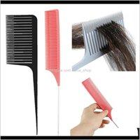 Cepillos 2x de ancho de ancho Salón de dientes finas tejiendo resaltando PIEJOS PIEZOS VM3ZV 2OR74