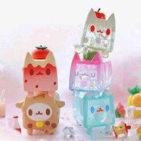 Blind box toy BOX CAT blind guessing bag cartoon character Caja Ciega fairy tale elf desktop decoration model hand to do