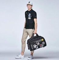 Сумки для гольфа Бостон сумка для одежды для обуви вагонетка