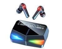 2021 Arrival Bluetooth Headphones Gaming&Music Dual Mode Earbuds CVC8.0 Noise Reduction Bluetoothe Headset Bluetooth5.1 Wireless Headphones.