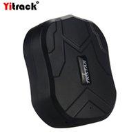 Accessoires GPS de voiture 10000mah Tracker TK905B pour local étanche Localisateur Véhicule d'aimant Dispositif de suivi en temps réel TKSTAR PK TK905