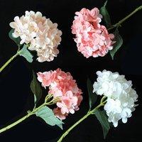 فرع الكوبية الاصطناعي   الديكور الزفاف المنزل، الخريف الحرير البلاستيك الزهور، عالية الجودة وهمية عيد الميلاد p الزخرفية الزخرفية