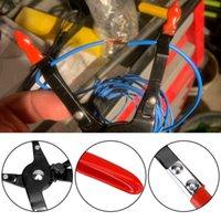 자동차 바이킹 팔 도구 자동차 수리 도구 유니버설 자동차 차량 납땜 보조제 도구 혁신적인 동안 2 개의 와이어를 잡아줍니다.