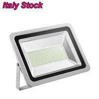 Outdoor-LED-Flutlicht-Fixture 1000W 500W 300W 200W IP65 wasserdicht EXTERIEUR COB-Flutlicht 120-Grad-Strahl-Winkel-Scheinwerfer Italien-Bestand