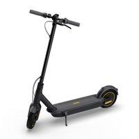 EU-Aktie Original Ninebot von Segway Max G30 Smart Electric Roller-Fahrräder Faltbar Kickscooter Dual Brake Skateboard G30P mit App