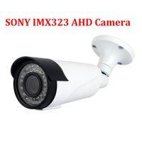 Waterproof AHD CCTV Camera 1080P AF 2.8-12mm 4X Zoom OSD Cable Motor 2MP IP Cameras