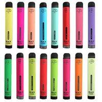 Sympe Max Flow المتاح 2000puffs جهاز E-Cigarettes POD 6.0ML جهاز vape precelled 900mah القلم كاتب كيت تدفق الثنائي تانك بانج XXL نفخة زائد