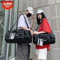Luggage bag for men and women portable large capacity short distance light simple fitness fashion travel #TJ7z
