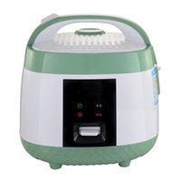 3L السفر طباخ الأرز 24 فولت صندوق الغداء الكهربائية القابلة للإزالة وعاء غير عصا الحفاظ على وظيفة دافئة حساء الطبخ، الأرز، الخنشات، الحبوب الشوفان