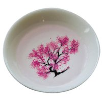 Color-changing Tea-bowl Cherry Blossoms Flower Teacup Cold Water Different Display Sakura-cups Ceramic Wine Japanese Style Cups & Saucers