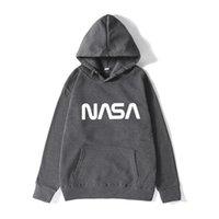 Vêtements de luxe de luxe Femme Femme Habile à sweat à capuche Gymshark Travis Scott 2021 Chemises Chemises Hiver Peluche Peluche Speever Lettre NASA Lettre imprimée sur