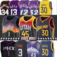Curry 0 Damian 30 Homens Stephen Lillard Jersey 15 Vince 43 Pascal Carter Siakam NCAA College Basketball Jersey