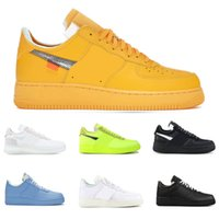 2021 Release Off Authentic 1 Low University Gold MOMA 07 MCA Dunk UNC Blue White Chicago SB 4S 5S Dunk Blazer Vapor Outdoor Sneakers Sports With Original Box US4-13