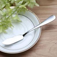 أدوات الجبن الفولاذ المقاوم للصدأ أواني السكاكين زبدة سكين الحلوى مربى الموزر أداة الإفطار BWB6133