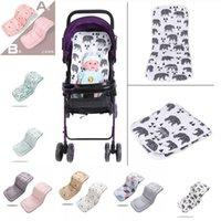 Baby Stroller Seat Cotton Comfortable Soft Child Cart Mat Infant Cushion Buggy Pad Chair Pram Car Newborn Pushchairs Accessories 1226 Y2