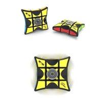 2021 Cubo Mágico Spinner Fidget Cubos Spinning Brinquedos Top EDC Rotação Anti-Stress Spinners Decompression Novelty para crianças adultos