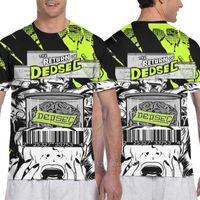 Men's T-Shirts Parent-child Outfit Dedsec Design 1 Men All Over Print Tshirt Women Fashion T Shirt Girl Boy Tops Tees Short Sleeve T-shirt