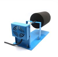 Turnbler Turner Machine Alliage d'aluminium Spinner Bricolage Artisanat Turners Tourneurs Éponge Kit Outil