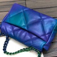 Bagswomen's Cowhide Lapel Handbag, Modern Luxurys Shoulder Bag, Unique Design, Advanced and Exquisite, Cross, Festival Gift