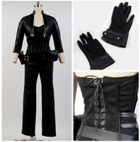 Green Arrow Black Canary Sara Laurel Lance Costume Cosplay Leather Outfit Suit for Animation Exhibition Beach Holiday Sexy Prom Night