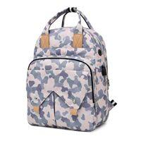 Backpack Diaper Bag Designer Women Travel Woman Cuadernos Universitario Mochila Feminina Escolar 2021 Ladies Shoulder Bags