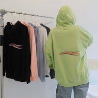 Случайные толстовки с капюшоном с капюшоном мужчины S женщин дизайнерские толстовки мужская бедра одежда высокая улица печать пуловер зимняя толстовка