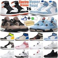 nike jordan 4 air retro 4s air jordan retro 1 1s Zapatillas de baloncesto 1s 4s para hombre jumpman 1 4 zapatillas deportivas para mujer